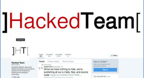 The Hacking Team breach – an attacker's point of view