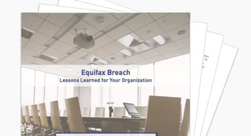 Blog   2017 Equifax Breach: Impact and Lessons Learned