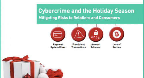 Blog | Risks to Retail: Cybercriminals Sharing the Joy This Holiday Season