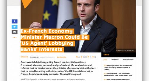 Liberté, égalité, securité: 4 Threats to the French Presidential Election