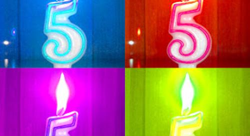 EcoVadis Celebrates 5th Year Anniversary
