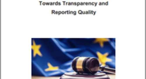 New EcoVadis Whitepaper: The EU Directive on NonFinancial Reporting