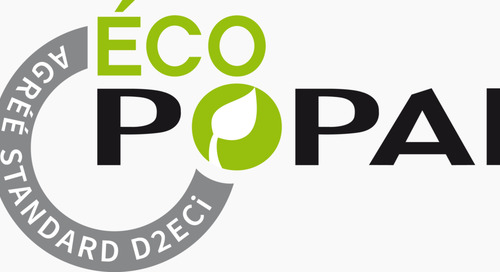 POPAI France et EcoVadis se mobilisent pour encourager les démarches d'éco-conception dans toute la filière PLV