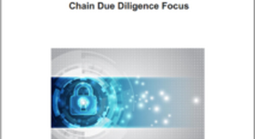 Cyber Security Risks in the Supply Chain