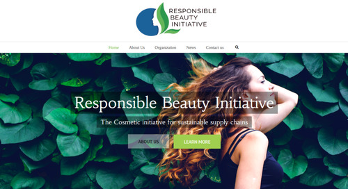 Four Beauty industry leaders and EcoVadis launch the Responsible Beauty Initiative, a shared vision to strengthen sustainability throughout