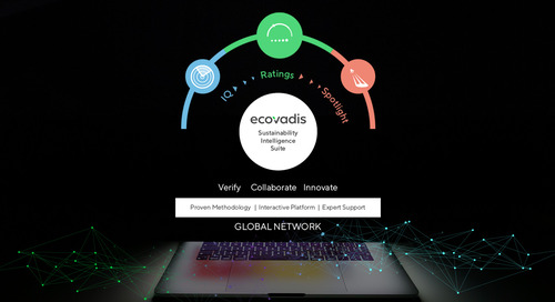 EcoVadis to Ignite Change with Expanded Sustainability Intelligence Suite