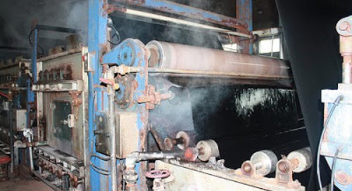 Textile industry suppliers' environmental violations in China