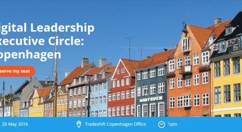 EcoVadis at the Digital Leadership Executive Circle: Copenhagen