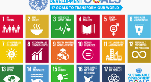 How private companies are aligning their business activities to the United Nations' Sustainable Development Goals
