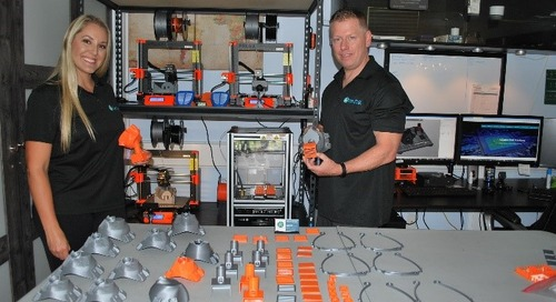 Alliance 3D Helps Fight COVID-19 PPE Shortage with 3D Printing