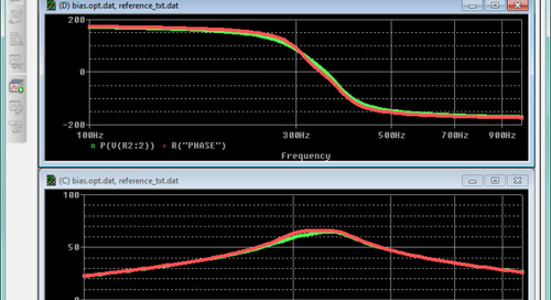 Quick Tutorial: Optimizing Circuit Results with PSpice Advanced Analysis