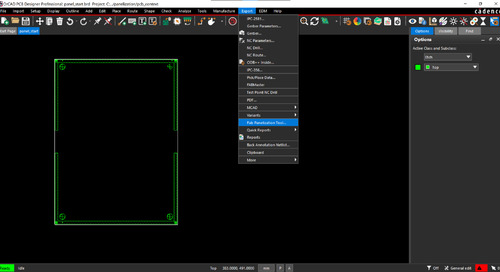 Quick Tutorial: How to Optimize Your Manufacturing Panels in OrCAD PCB Editor