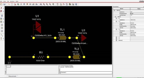 Have OrCAD Capture? You also have Signal Integrity Capabilities