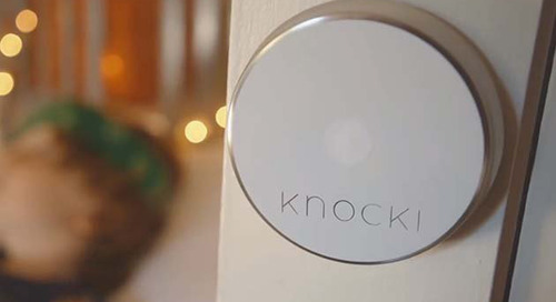 Gadget of the Month: Knocki
