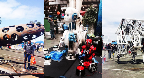 MakerFaire 2018: Making the Future