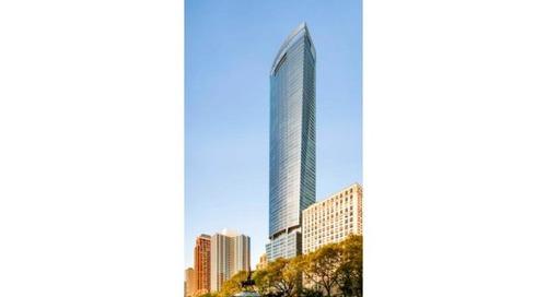 Lender Halts Chicago's 1000M Tower as Developer Seeks New Financing