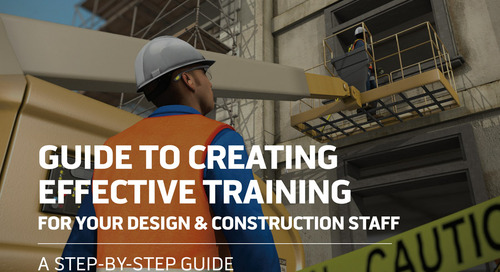 Guide: Benefits of Scalable Training Programs in the Design & Construction Industry