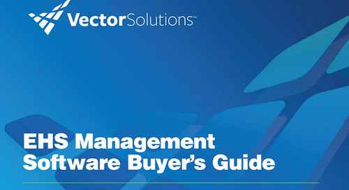 Buyer's Guide: EHS Management Software