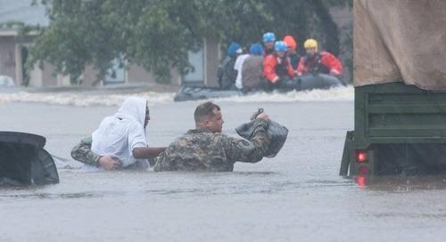 North Carolina Program Aims to Help Coastal Towns Plan, Protect Against Floods