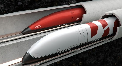 European Startup Plans Colorado Hyperloop Test Facility