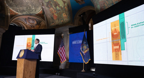 NY Infrastructure Projects Will Total $306B: Cuomo