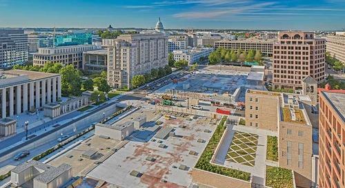 MidAtlantic Project of the Year: Capitol Crossing Restores D.C.'s Historic Grid