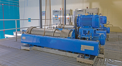 Castle Rock Plum Creek Water Purification Facility: Best Project Water Environment