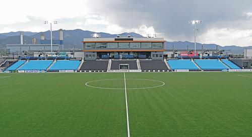 Switchbacks FC Downtown Stadium/Weidner Field: Best Project Sports/Entertainment