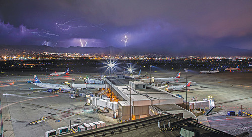 Salt Lake City International Airport Terminal Redevelopment: Best Project Airport/Transit, Project of the Year