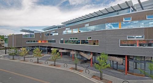 S'Park Development: Award of Merit Office/Retail/Mixed-Use
