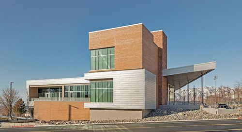 WSU Outdoor Adventure  and Welcome Center: Award of Merit Small Project (Under $10M)