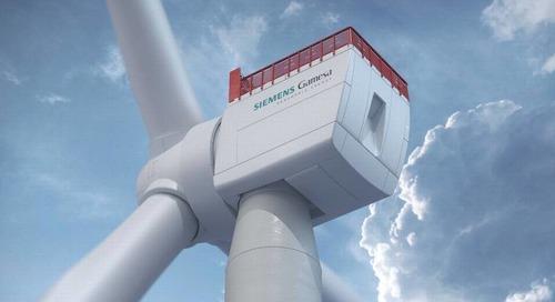 Siemens Scores Big U.S. Play for New Record Wind Turbine