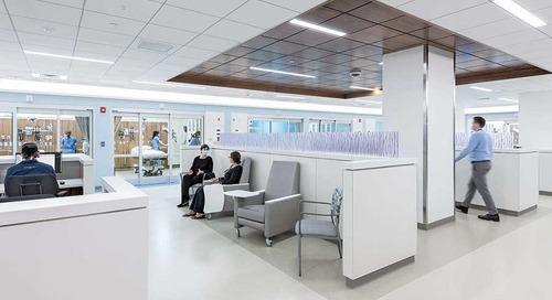 Skanska Speeds Pandemic Emergency Area Expansion at Boston Hospital