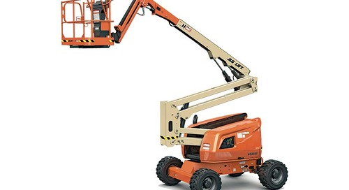 Product Snapshot: Aerial Boom Lift and Electric Buggy