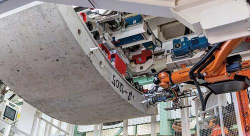 UK's High-Speed Rail Program Drives Innovations