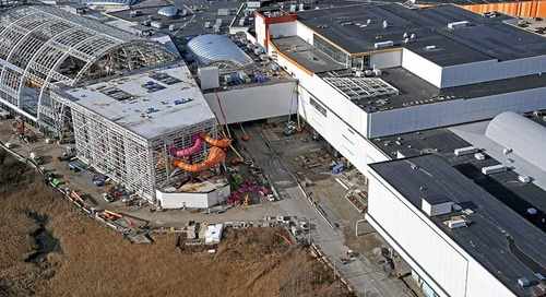 Owner of NJ's American Dream Mall Faces $1.2B Loan Default, Construction Liens