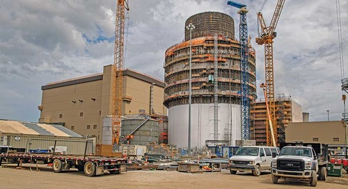 On The Scene: Vogtle Unit 3 Completes Cold Hydro Testing