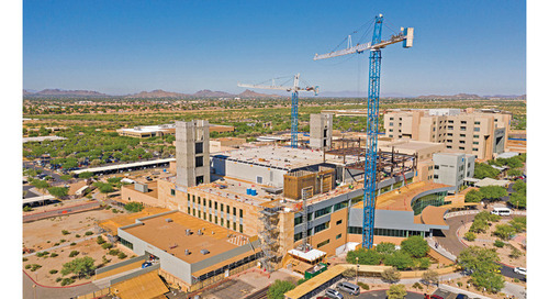 Challenges Drive Solutions at Phoenix Mayo Clinic Expansion