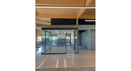 Specialty Construction Award of Merit Nabholz Corporate Office