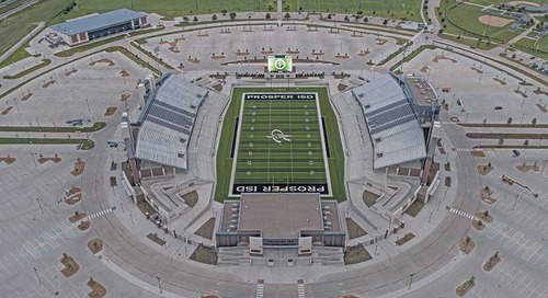 Sports/Entertainment Best Project Prosper ISD Children's Health Stadium