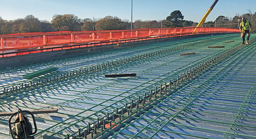 Labor, Materials, Nature Complicate I-30 Widening