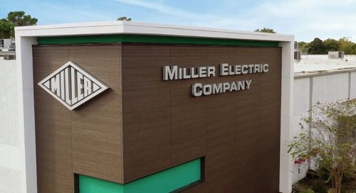 Miller Electric Co. Named 2021 Southeast Specialty Contractor of the Year