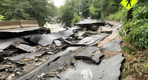 Vermont and New Hampshire Request $7M+ in Federal Disaster Relief for Infrastructure Storm Damage