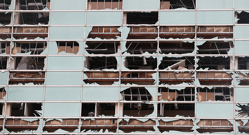 Lake Charles Tower's Window Damage Perplexes Engineers