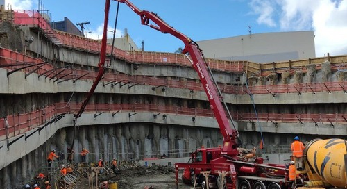 TBM Delivered for New Zealand Rail Project