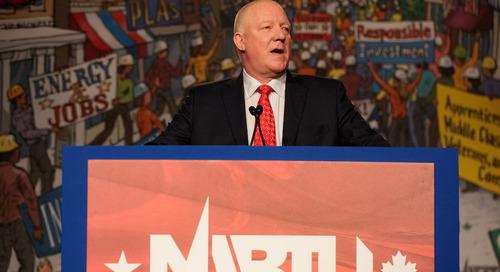 Building Trades Unions Endorse Biden