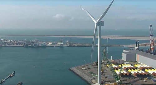 First Large-Scale US Offshore Wind Project OK'ed For Construction