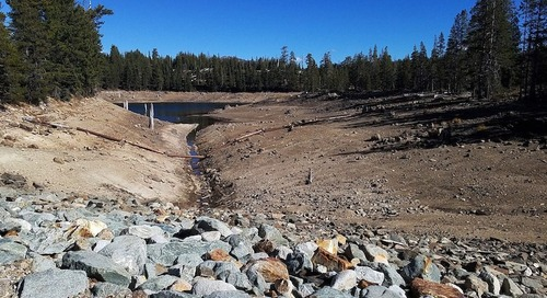 Calif. Governor Seeks $5.1B for Water Infrastructure as State Drought Expands