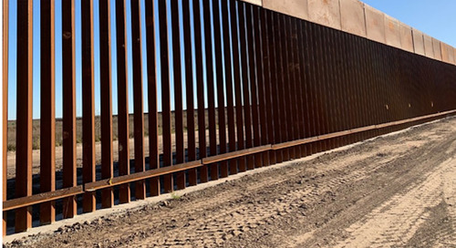 GAO Faults Corps of Engineers on Border Wall Contract Rush