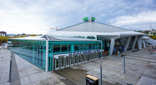 Seattle's Climate Pledge Arena Substantially Complete Two Weeks Early